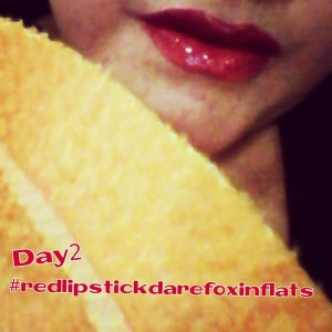 red day two