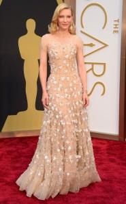 Cate Blanchett in Giorgio Armani